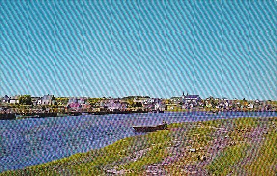 Canada Fishing Village of North Rustico Prince Edward Island
