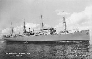MS Meonia East Asiatic Ship Unused
