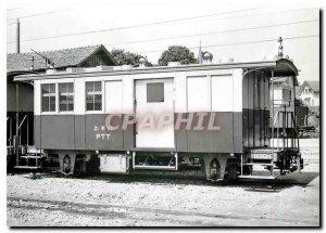 Modern Postcard station wagon Zi Echallens June 1962