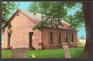 The Wyandot Misson Church,Wyandot,MO