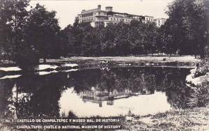 RP, Castillo De Chapultepec Y Museo Nacional De Historia, Mexico, 1930-1940s