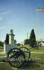 Tupelo National Battlefield in Tupelo, Mississippi