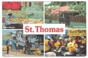 St Thomas , US V.I. , 50-70s