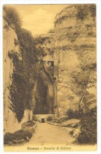 Siracusa, Italy , 00-10s   Orecchio di Dionisio