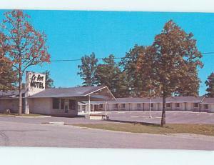Unused Pre-1980 CE BON MOTEL Kingston Springs Tennessee TN n8409@