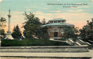 Fremont Ohio~Ft Stephenson Park~Birchard Library~Civil War Soldiers Monument~'12