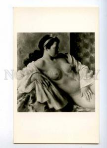 244794 NUDE Girl BELLE Woman HILDA by Eugene SPEICHER Old PC