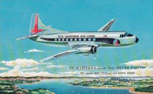Eastern Air Lines Silver Falcon