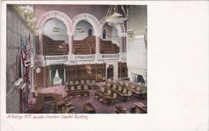 New York Albany Senate Chamber Capitol Building