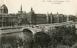 France - Paris, La Conciergerie