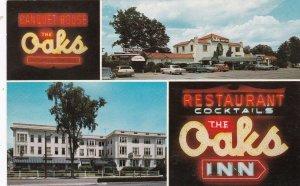 Massachusetts Springfield The Oaks Inn & Oaks Banquet House Restaurant sk7123