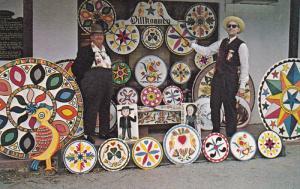 PENNSYLVANIA, 1940-1960's; Pennsylvania Dutch Hex Signs