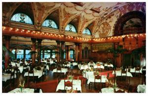 16554  FL St.Augustine  Hotel Ponce de Leon  Dinning Room