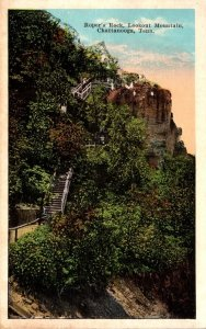 Tennessee Chattanooga Lookout Mountain Roper's Rock