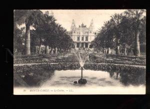 038755 MONACO Monte-Carlo - Le Casino Vintage PC