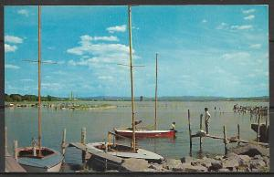 New York, Syracuse - View of Onondaga Lake - [NY-153]