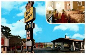 Virginia  Fredericksburg , Best Western Thunderbird Inn