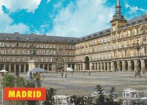 POSTAL B6381: MADRID: PLAZA MAYOR