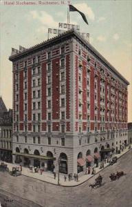 Hotel Rochester Rochester New York 1909