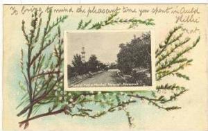 Howard Park & Marshall Memorial, Kilmernock, Scotland, Pu 1907