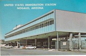 Arizona Nogales United States Immigration Station sk7221