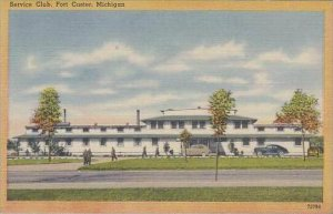 Michigan Fort Custer Service Club