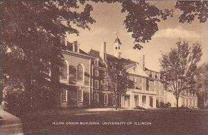 Illinois Illini Union Building University of Illinois Artvue