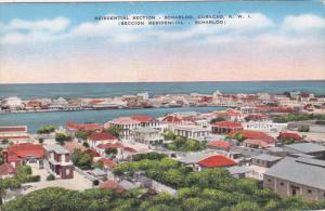 CURACAO, Netherlands West Indies; Residential Section - Scharloo, 30-40s