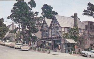 Ocean Avenue, Carmel-By-The-Sea, California 1960-70s
