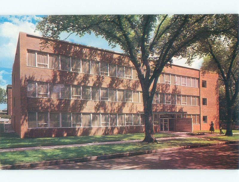 Pre-1980 SCHOOL SCENE Minneapolis Minnesota MN E2630