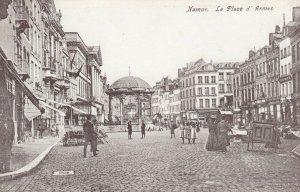 NAMUR, Belgium, 1900-1910's; La Place d'Armes