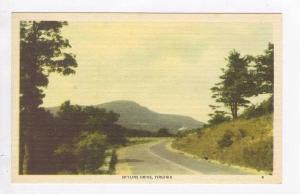 Skyline Drive, Virginia, 40-60s