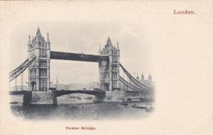 LONDON, Tower Bridge, England, United Kingdom, 00-10s