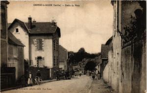 CPA Chemire-le-Gaudin - Route du MANS (391129)