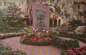Alabama Mobile Monolith At Bellingrath Gardens