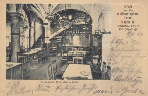Gruss aus dem Weihenstephan Palast , , Germany , 1912
