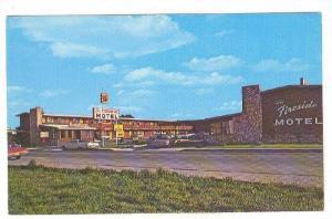 The Fireside Motel, Eureka, California, 40-60s