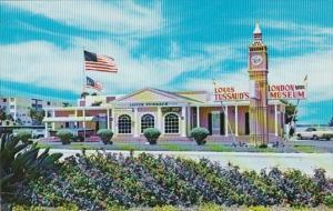 Florida St Petersburg Beach Tussaud's London Wax Museum