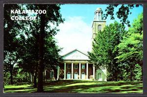 Stetson Chapel,Kalamazoo College,Kalamazoo,MI BIN