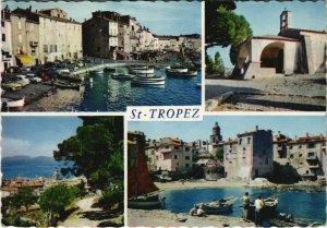 CPM SAINT-TROPEZ Scenes (1113975)