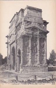 Belgium Orange L'Arc de Triomphe cote est