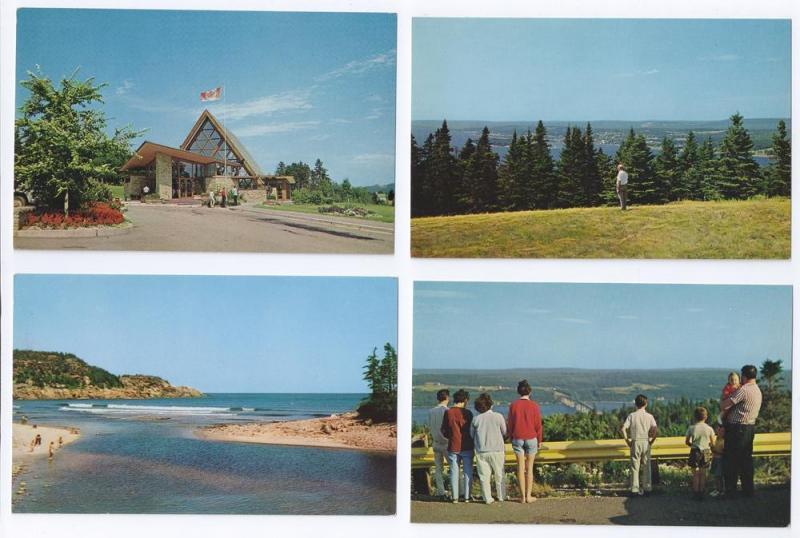 4 Views Cape Breton Nova Scotia