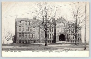 Bridgeport Connecticut~Protestant Orphan Asylum~c1905