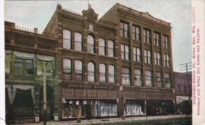 Wisconsin Green Bay Jorgensen Blesch Department Store
