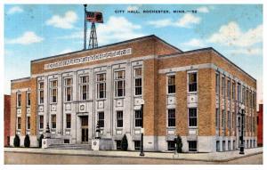 Minnesota Rochester , City Hall