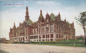 Missouri St Louis City Hall