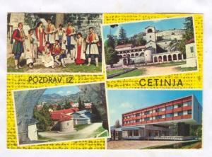 4-Views, Pozdrav Iz Centinja, Montenegro, 50-70s