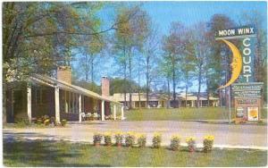 Moon Winx Court east side of Tuscaloosa Alabama Al Hwy 11