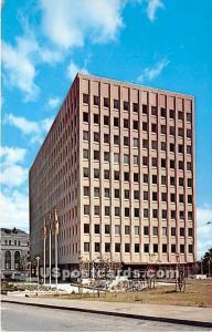 Oneida County Office Building Utica NY Unused