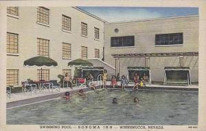 Nevada Winnemucca Swimming Pool Sonoma Inn